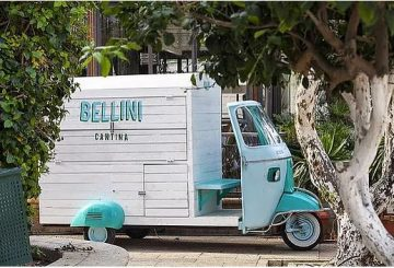 ‏‏bellini foodtruck