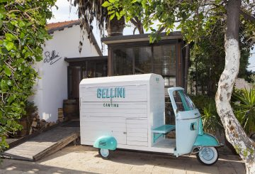 bellini foodtruck פודדטראק פיצה